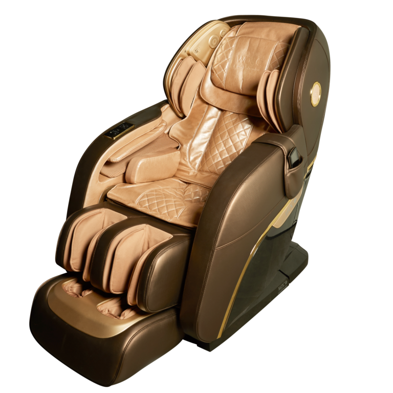 Apollo Plus Massage chair Rose gold
