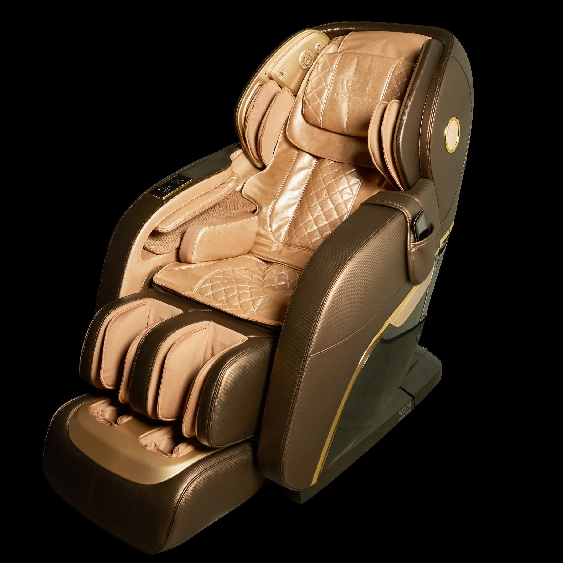 Apollo Plus Massage chair Rose gold