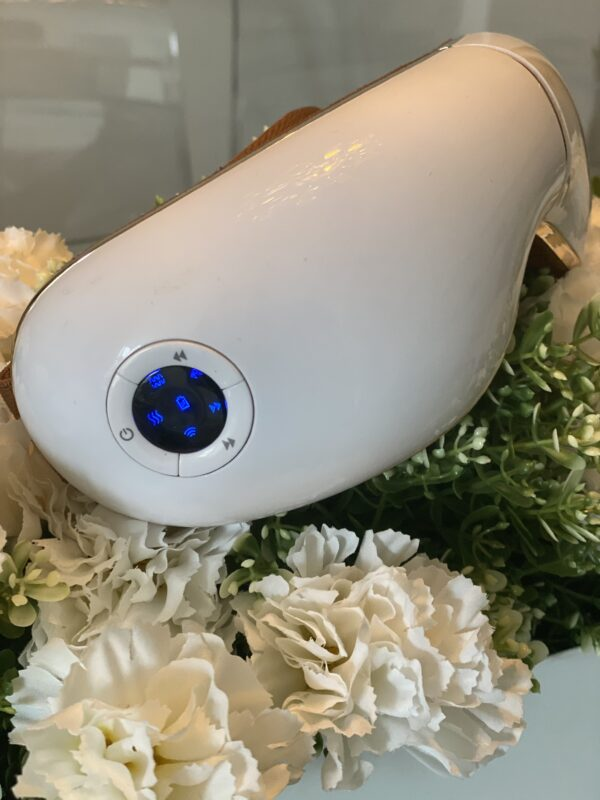Aurora øjenmassage med display
