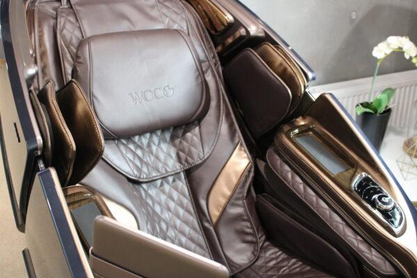 Galaxy X massage chair 2020 model from WOC