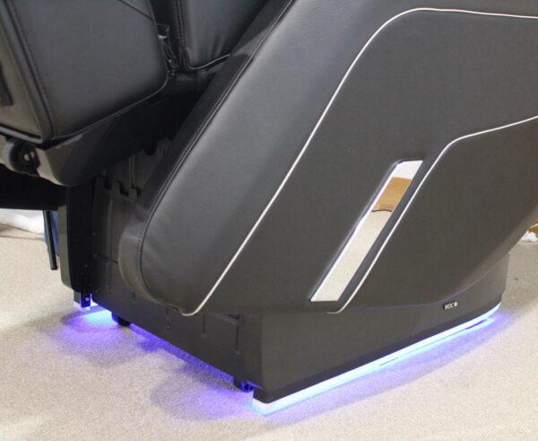 Mars Plus Massage Chair - LED light bottom