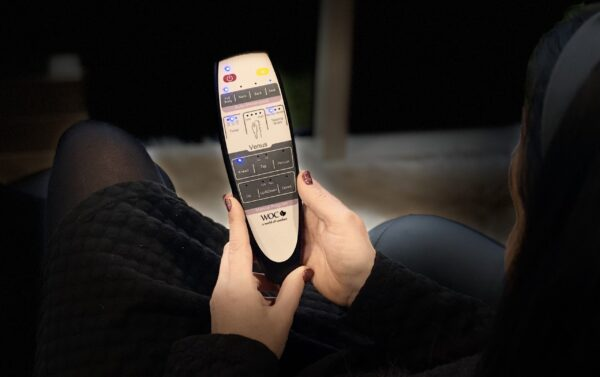 Venus massage chair - remote control