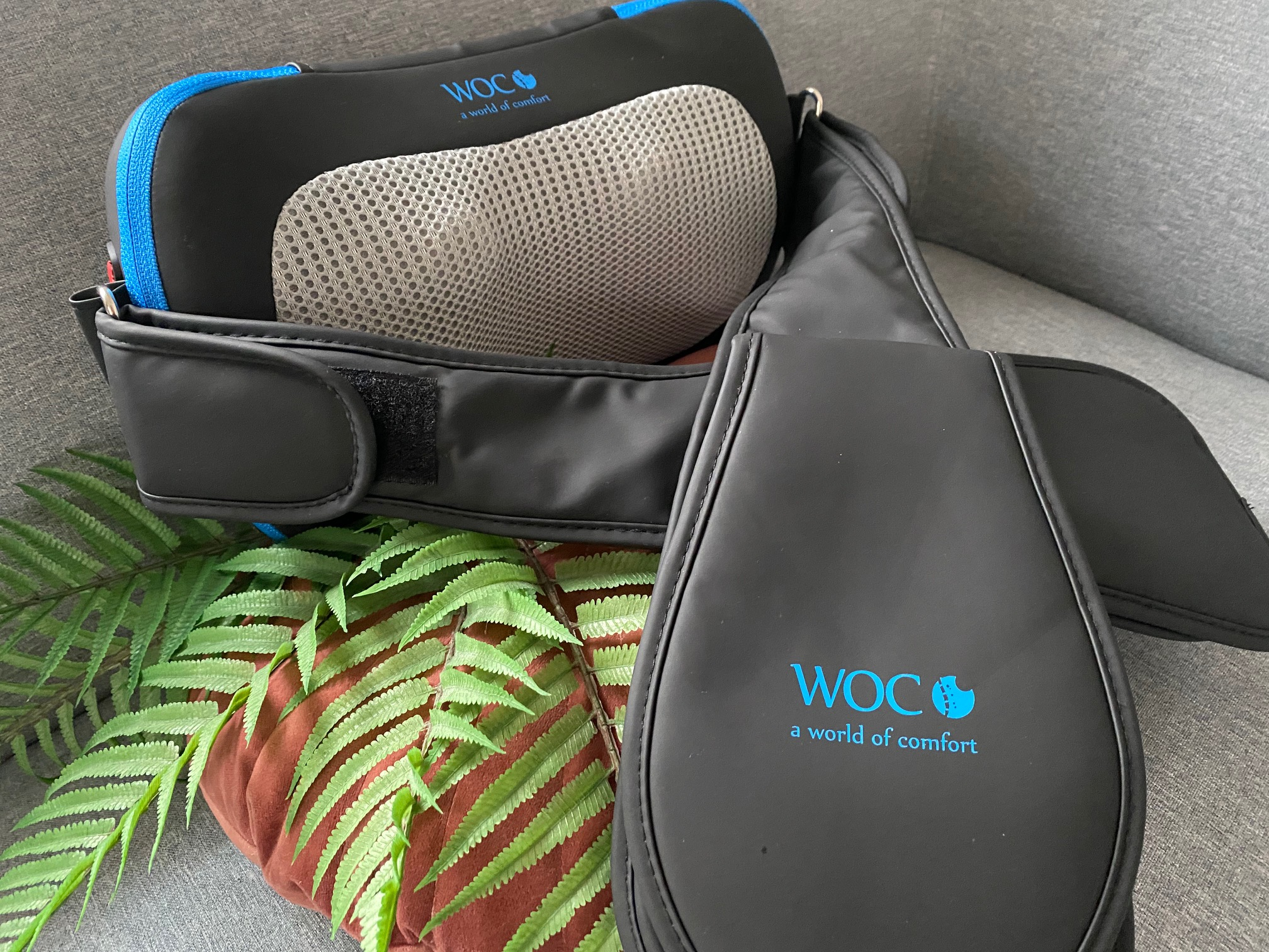 Pluto max Massagepude fra WOC World of Comfort