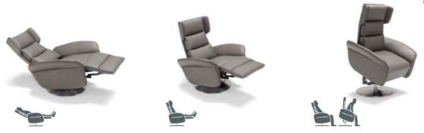 Amsterdam løftestol fra world of comfort positioner