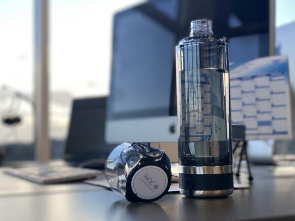 Hydrogen water bottle Hydrogen waterbottle for better health