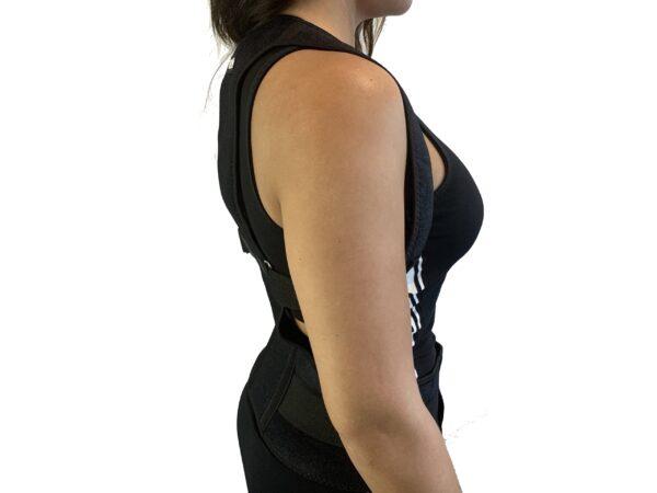 Posture Corrector Holdningskorrigerende lænd og rygstøtte sider